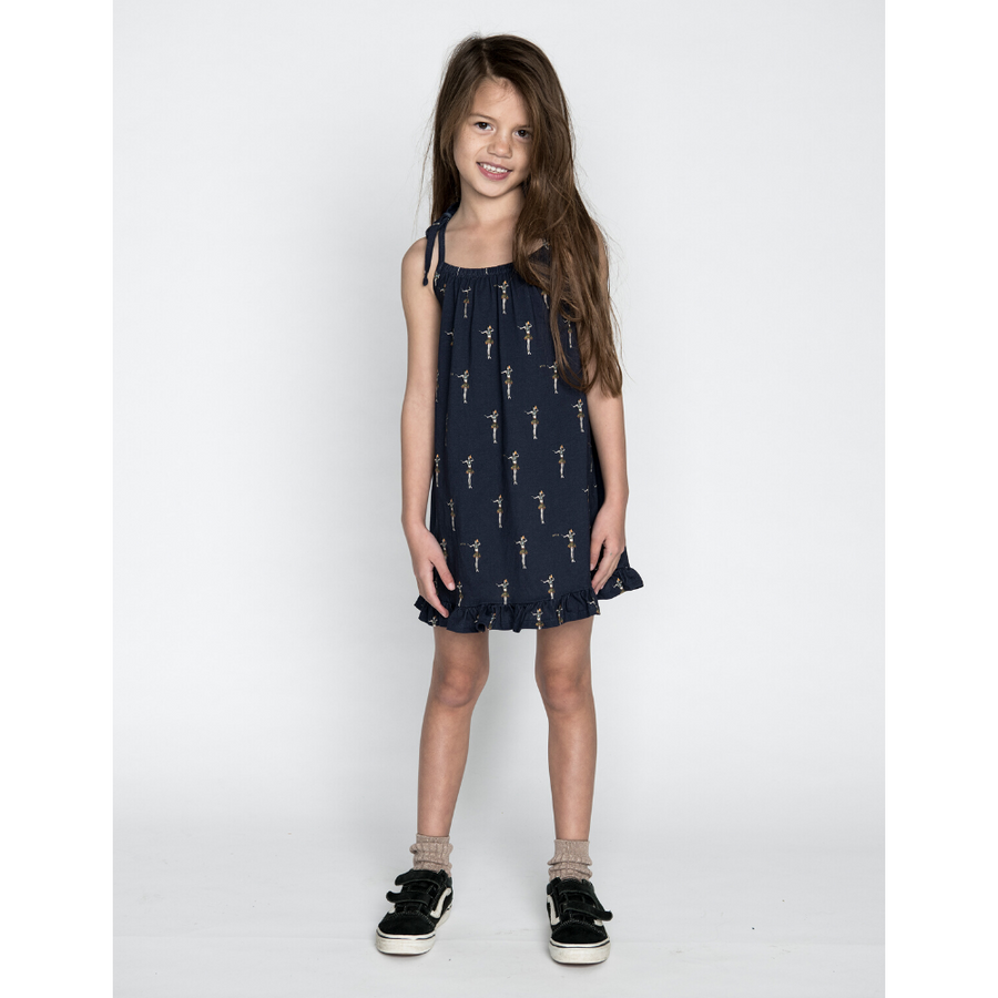 Missie Munster Hula Dress - Annie and Islabean