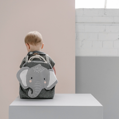 Mister Fly Elephant Backpack - Annie and Islabean