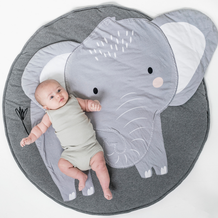 Mister Fly Elephant Playmat