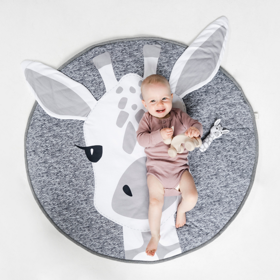 Mister Fly Giraffe Playmat - Annie and Islabean