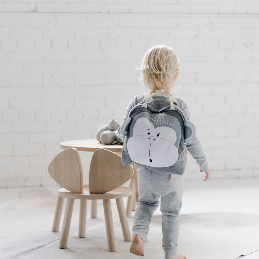 Mister Fly Monkey Backpack - Annie and Islabean