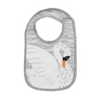 Mister Fly Swan Bib - Annie and Islabean