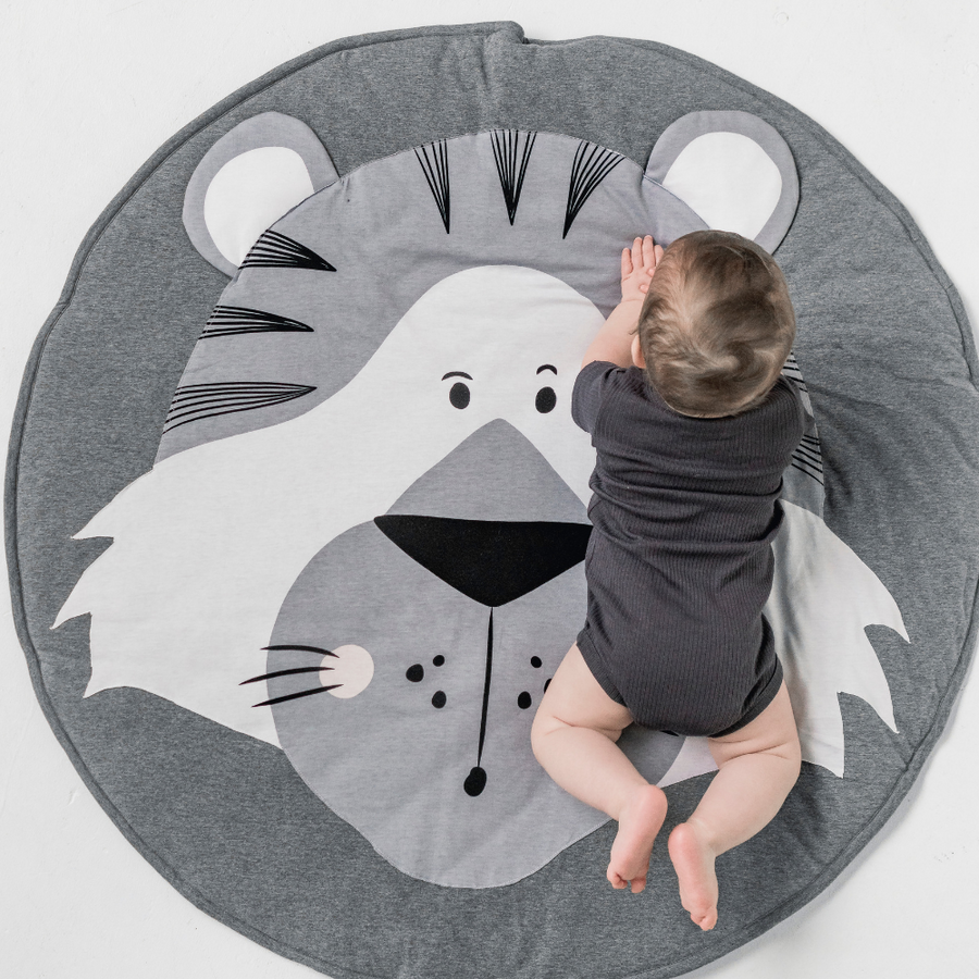 Mister Fly Tiger Playmat - Annie and Islabean