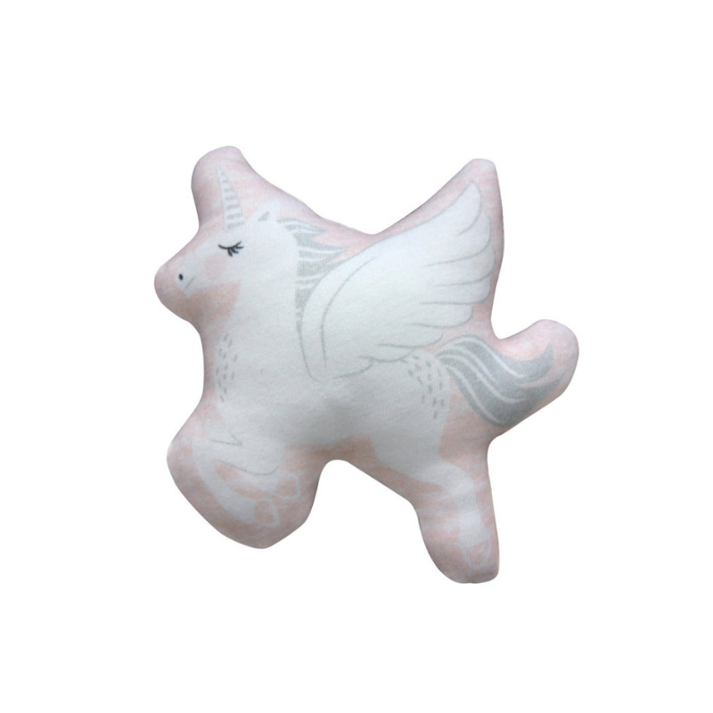 Mister Fly Unicorn Rattle - Annie and Islabean