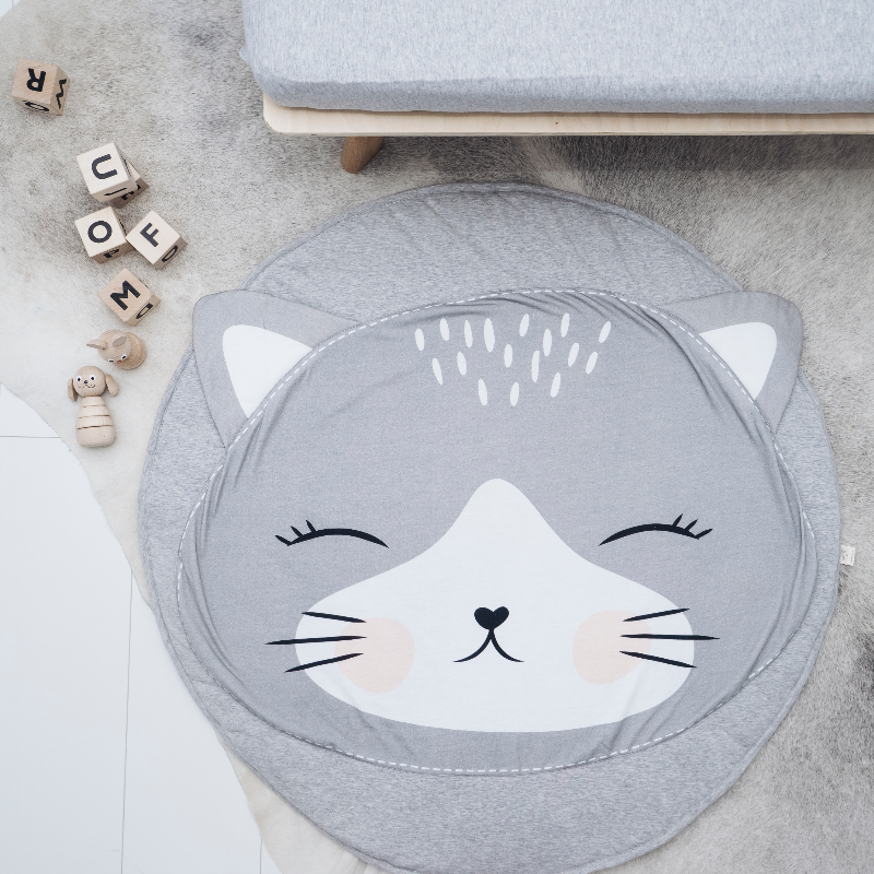 Cat Playmat, Mister Fly - Annie and Islabean