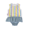SOOKIbaby Multi Stripe All in One
