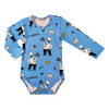 Mumsfilibabba Long Sleeve Bodysuit