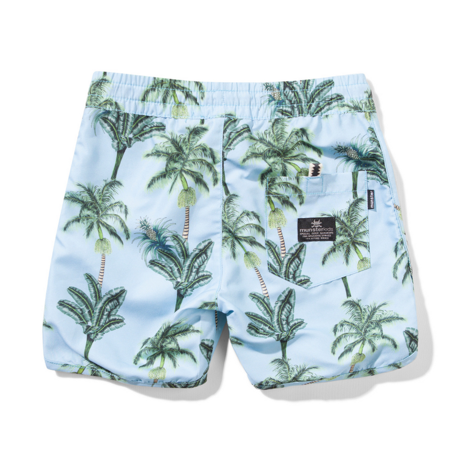 Munster Kids Crackers Short - Blue