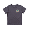 Munster Kids Dayoft Tee - Charcoal - Annie and Islabean