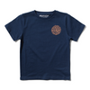 Munster Kids Madpalm Tee - Midnight - Annie and Islabean