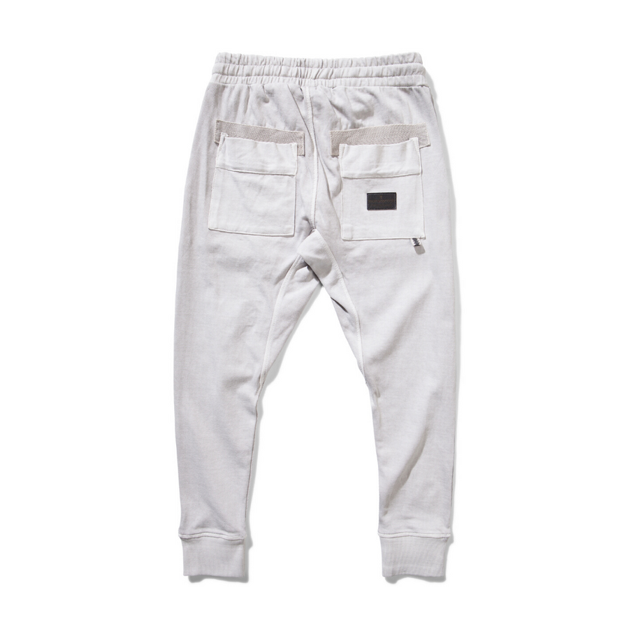 Munster Kids Zapit Trackpant - Grey - Annie and Islabean