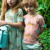 Oomph and Floss Duck Family Tee - Annie and Islabean