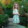 Oomph and Floss Duck Family Dress - Annie and Islabean
