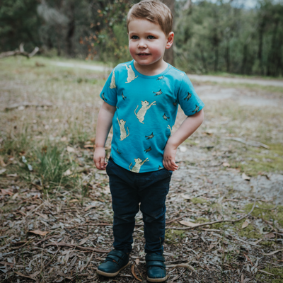 Ezra The Tabbycat Tee - Annie and Islabean