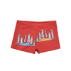 Oomph and Floss Meerkats Swimshorts