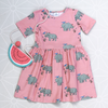 Oomph and Floss Rhinoceros Dress