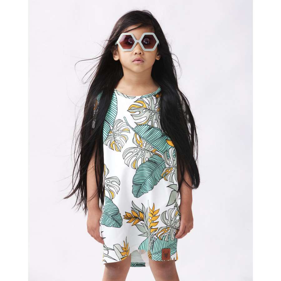 OOVY Bahamas Tee Dress - Annie and Islabean