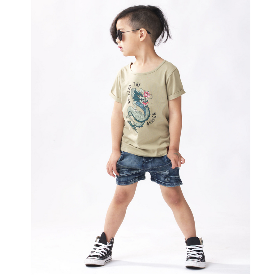 OOVY Unleash The Dragon Tee - Annie and Islabean