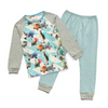Pre-order Paper Wings Board Bunny Long Sleeve PJ Set - Annie and Islabean