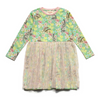 Paper Wings Easter Floral Long Sleeve T-shirt Dress - Annie and Islabean