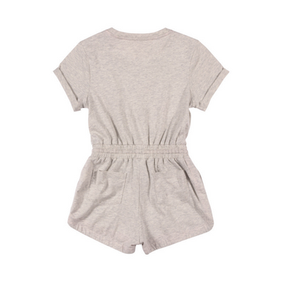 Paper Wings Heart Swan Playsuit - Annie and Islabean