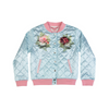 Paper Wings Rosie Cats Quilted Bomber