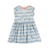 Paper Wings Unicorn Stripe Dress