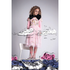 Paper Wings Vintage Flowers Puff Sleeve Tulle Dress