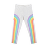 Paper Wings Rainbows Legging - Annie and Islabean