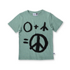 Minti Peace Is Not That Hard Tee