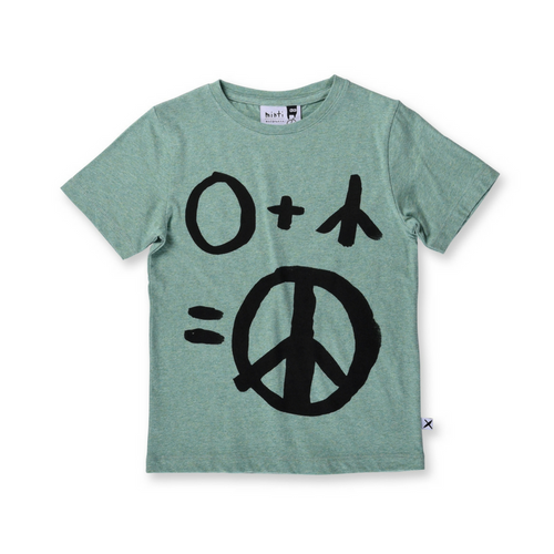 Pre-order Minti Peace Is Not That Hard Tee