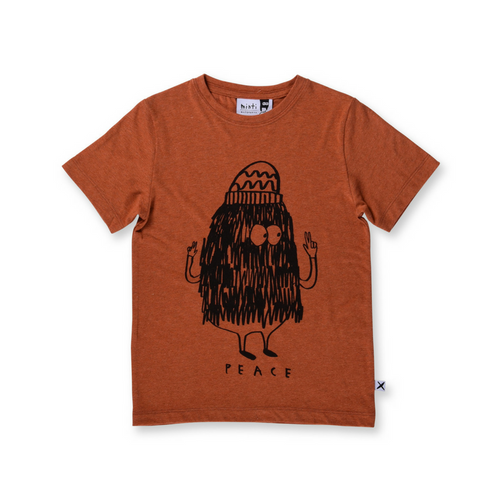 Pre-order Minti Peace Monster Tee