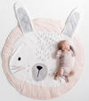 Mister Fly Pink Bunny Playmat - Annie and Islabean