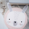 Mister Fly Pink Bunny Playmat