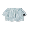 KaPow Kids Rainbow Chambray Ruffle Shorts - Annie and Islabean