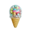 Red Bobble Ice Cream BIY Kit