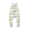Rock Your Baby Aloha Rainbow Jumpsuit