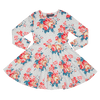 Rock Your Baby Antique Chintz Waisted Dress - Annie and Islabean
