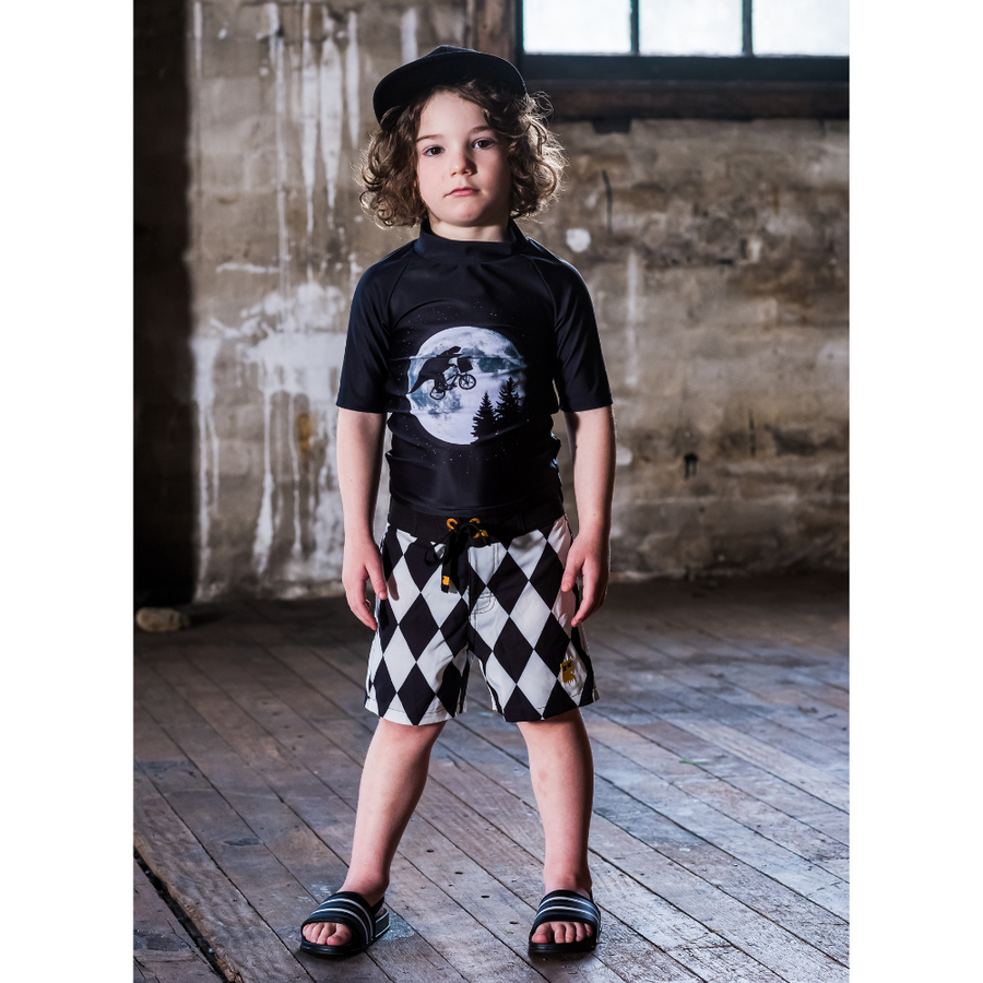 Rock Your Baby Diamond Dogs Boardshorts
