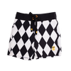 Rock Your Baby Diamond Dogs Boardshorts - Annie and Islabean