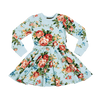 Rock Your Baby French Floral Waisted Dress - Annie and Islabean