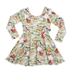 Rock Your Baby Free Range Long Sleeve Mabel Dress