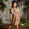 Rock Your Baby Gold Shimmer Dress - Annie and Islabean