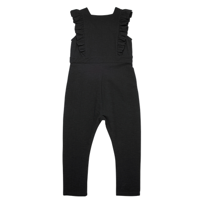 Rock Your Baby Black Sleeveless Jumpsuit - Annie and Islabean