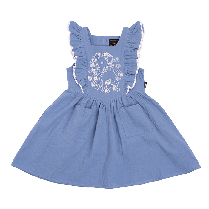 Rock Your Baby Little Deer Babette Dress