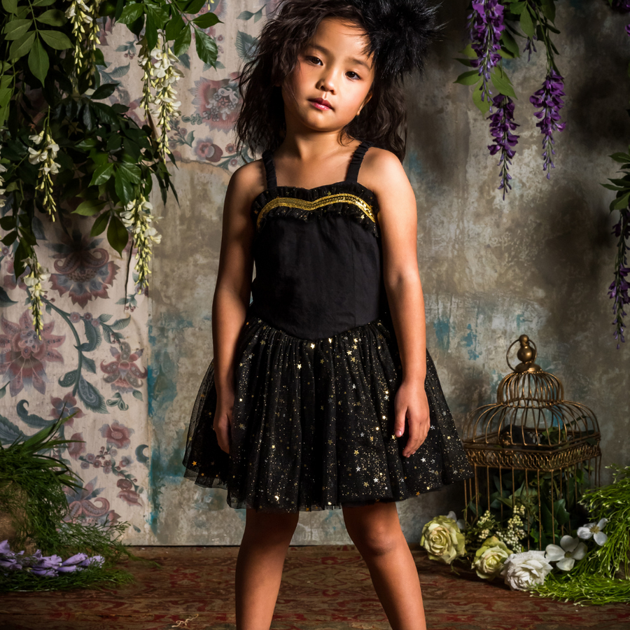 Rock Your Baby Midnight Daydreamer Dress