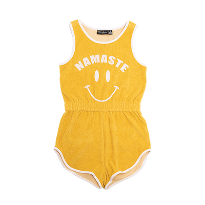 Rock Your Baby Namaste Romper - Annie and Islabean