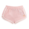Rock Your Baby Pink Stripe Charlie Jogger Shorts - Annie and Islabean