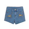 Rock Your Baby Pony Rambler Denim Shorts