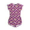 Rock Your Baby Purple Haze Playsuit - Annie and Islabean